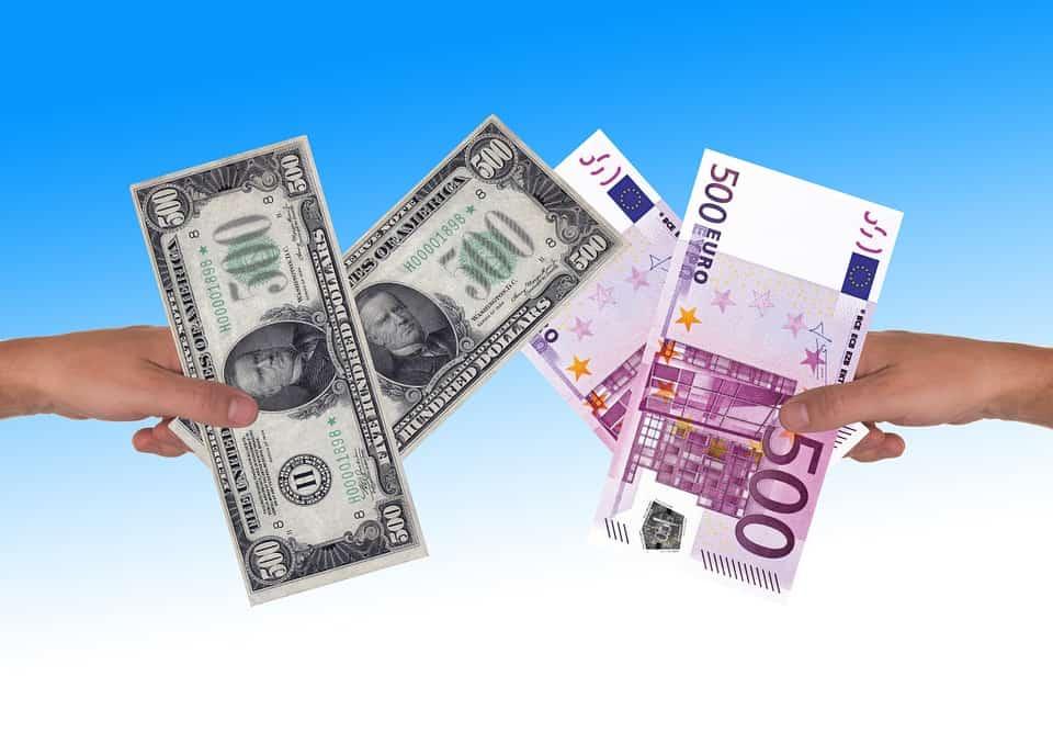 wymiana walut